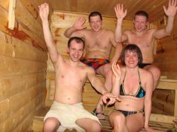 русские свингеры в русской бане был безмерно